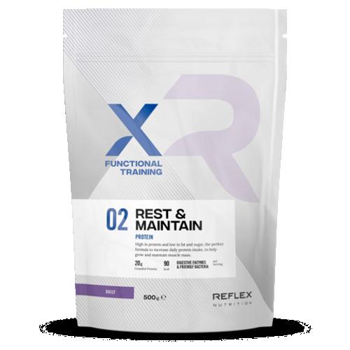Reflex Nutrition X Functional Training Rest & Maintain 500 G
