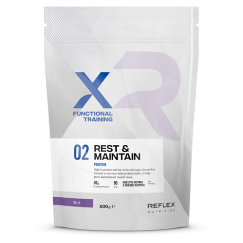 Reflex Nutrition X Functional Training Rest & Maintain 500 G