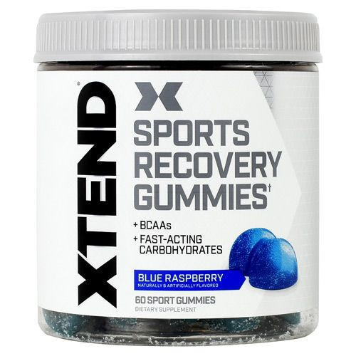 Scivation Xtend Sports Recovery 60 Gummies