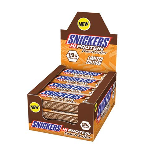 Snickers Hi Protein Limited Edition Bar 57 G x 12 Bars Pack