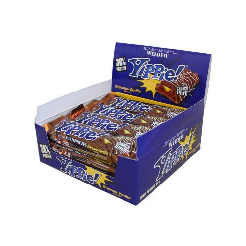 Weider Yippie! 70 G x 12 Bars Pack