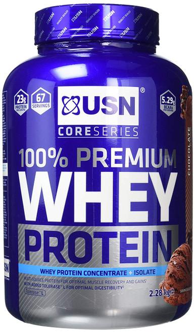 USN 100% Premium Whey Protein 2.28 KG
