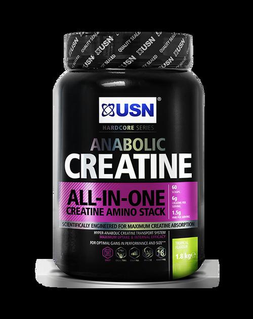 USN Anabolic Creatine 1.8 KG