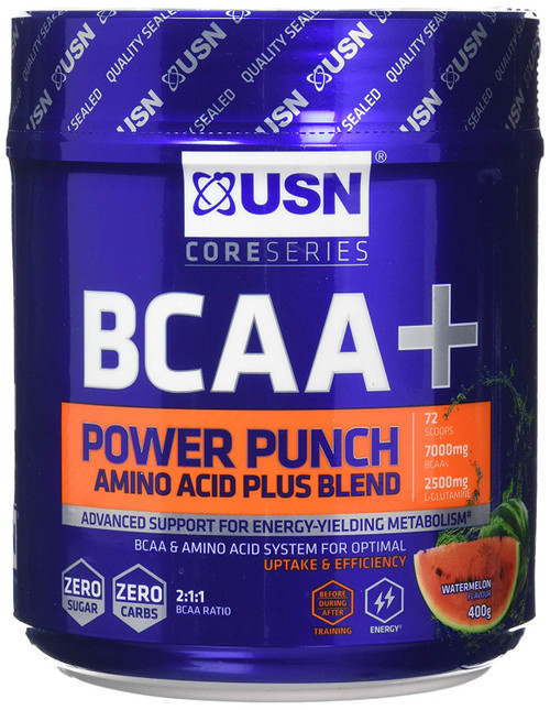 USN BCAA + Power Punch 400 G