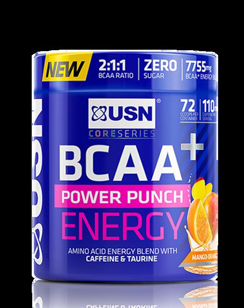 USN BCAA + Power Punch Energy 400 G