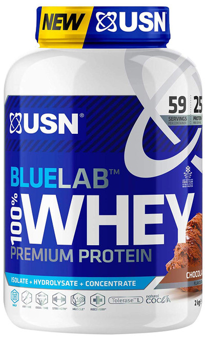 USN BlueLab 100% Whey Premium Protein 2 KG