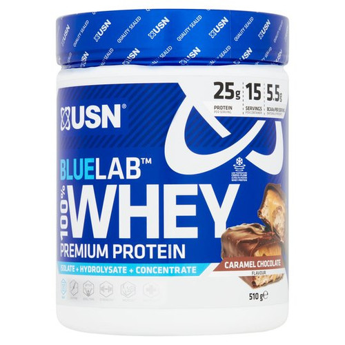 USN BlueLab 100% Whey Premium Protein 510 G