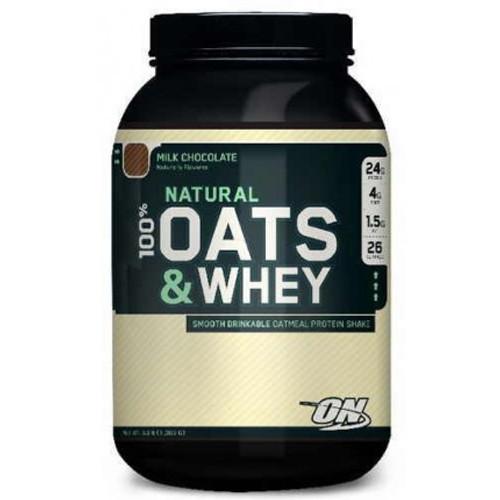 75e74e396 Optimum Nutrition Oats   Whey Protein Powder Drink Mix 1.36 KG (3 LB ...