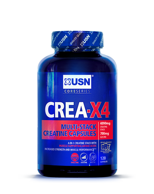 USN Crea-X4 120 Capsules
