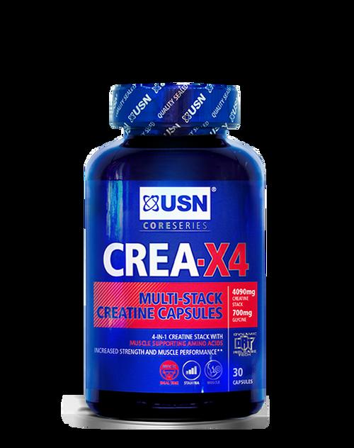 USN Crea-X4 30 Capsules