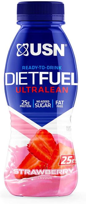 USN Diet Fuel RTD 310ML x 8