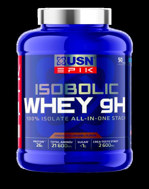 USN ISOBOLIC Whey gH 1.6 KG