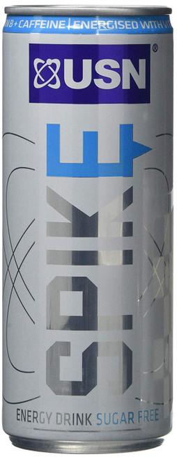 USN Spike Sugar Free 250ML x 24
