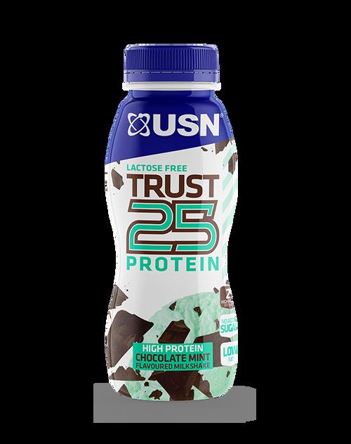 USN Trust 25 Protein x 8 Bottles
