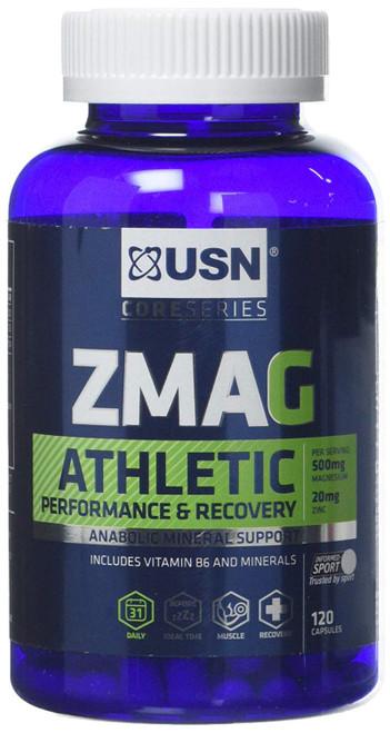 USN ZMAG 120 Capsules