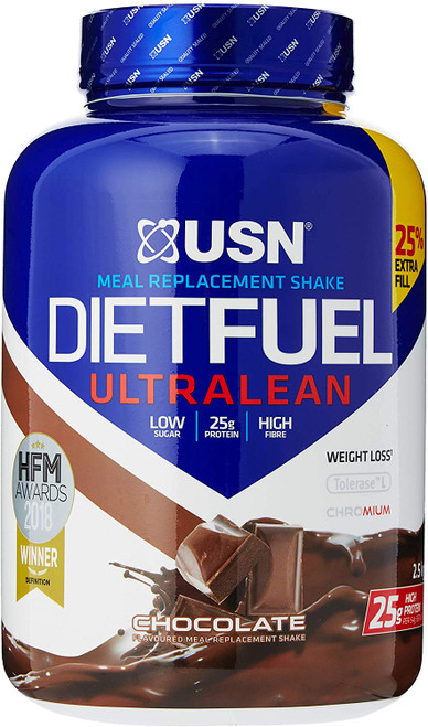 USN Diet Fuel UltraLean 2.5 KG