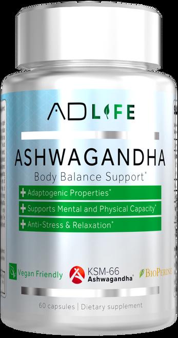 Project AD Ashwagandha  60 Capsules