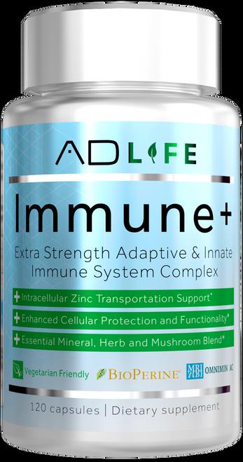 Project AD Immune+  120 Capsules