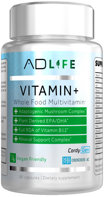Project AD Vitamin+  60 Capsules