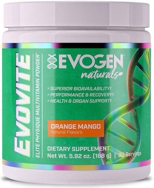 Evogen Naturals Evovite 30 Servings
