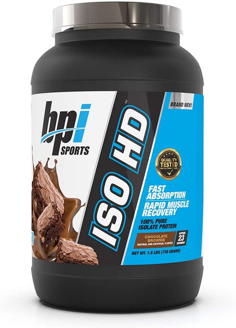 BPI Sports ISO HD 23 Servings