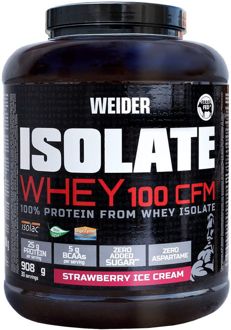 Weider Isolate Whey 100 CFM 908 G