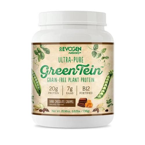 Evogen GreenTein Grain-Free Plant Protein 23 Servings