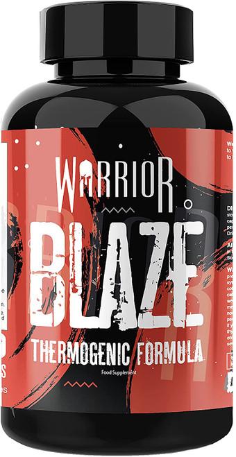 Warrior Blaze 90 Capsules