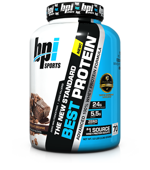 BPI Sports Best Protein 64 - 72 Servings