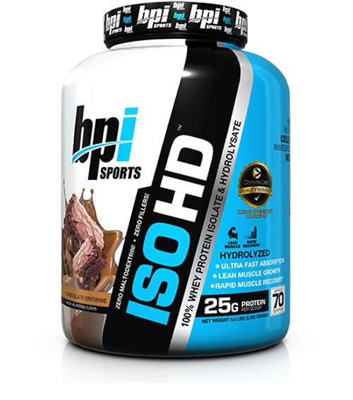 BPI Sports ISO HD 69 Servings