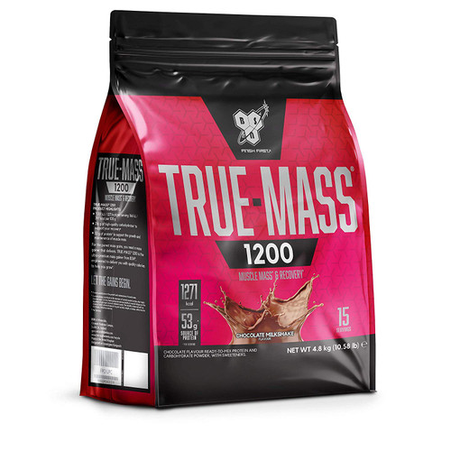 BSN TRUE MASS 1200 15 Servings