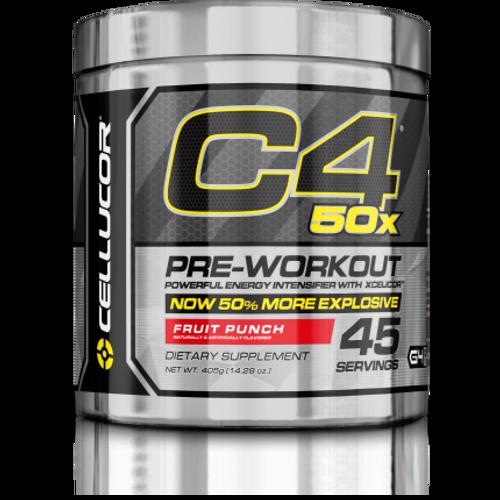Cellucor C4 50X (45 Servings)