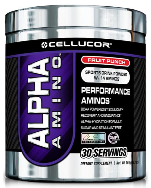 Cellucor Alpha Amino 366 G (30 Servings)