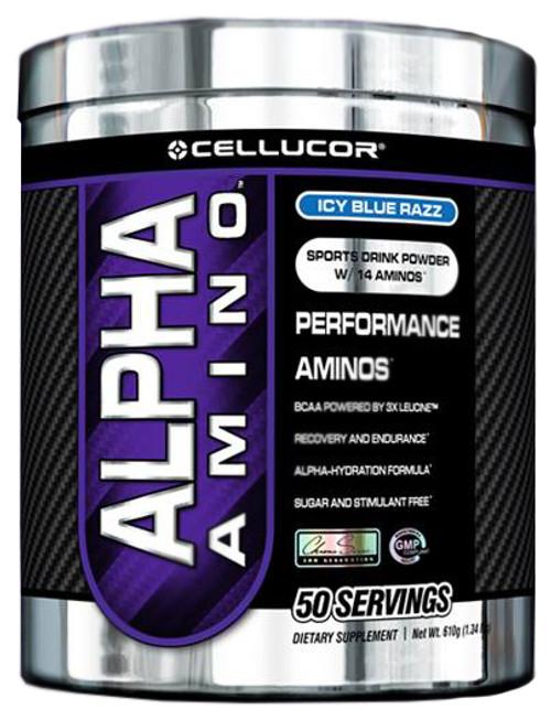 Cellucor Alpha Amino 640 G (50 Servings)