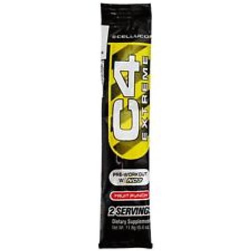 Cellucor C4 Pre Workout Single Sachet 5 G (2 Servings)