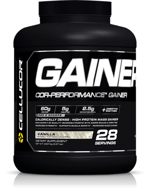 Cellucor COR Performance Gainer 2.4 KG (28 Servings)