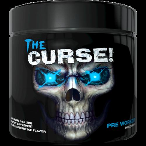 Cobra Labs The Curse Pre Workout 250 G (0.55 LB)