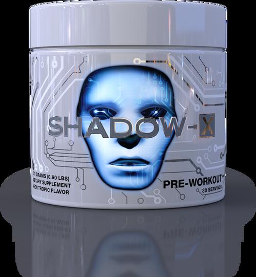 Cobra Labs Shadow-X Pre Workout 270 G (0.60 LB)