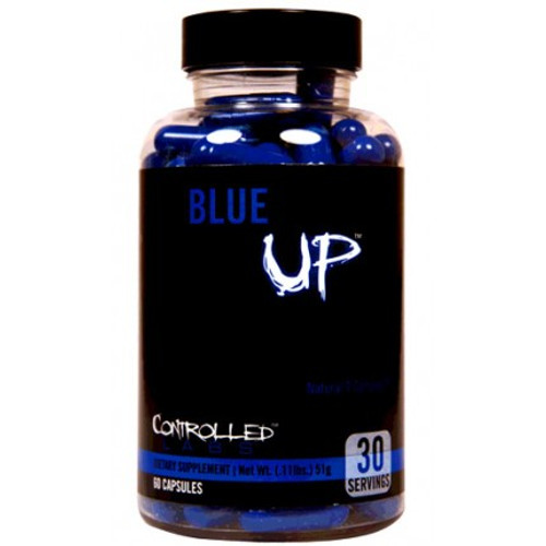 Controlled Labs Blue Up Natural Testosterone Booster 60 Capsules