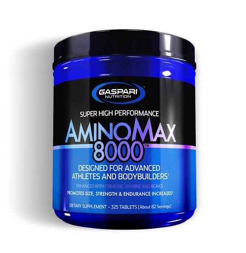 Gaspari Nutrition AMINOMAX 8000 325 Tablets