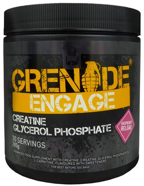 Grenade 50 ENGAGE Creatine 285 G (30 Servings)