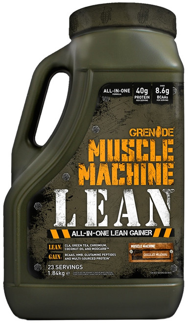 Grenade MUSCLE MACHINE LEAN 1.84 KG (23 Servings)