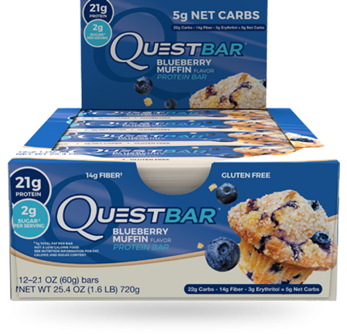 Quest Bar X 12 Pack 60 G