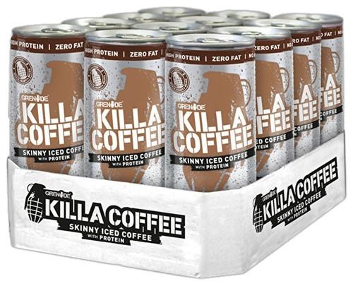 Grenade KILLA COFFEE Caffe Latte 250 ML X 12 Pack