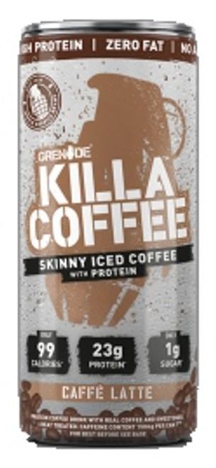 Grenade KILLA COFFEE Caffe Latte 250 ML