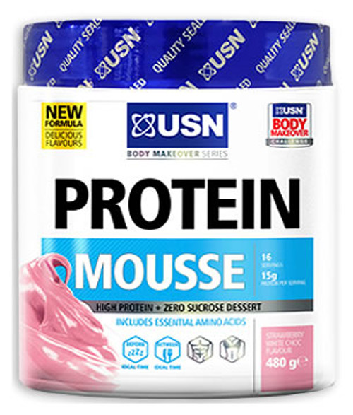 USN PROTEIN MOUSSE 480 G