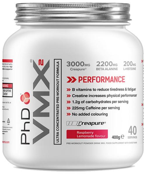 PhD VMX2 400 G (40 Servings)