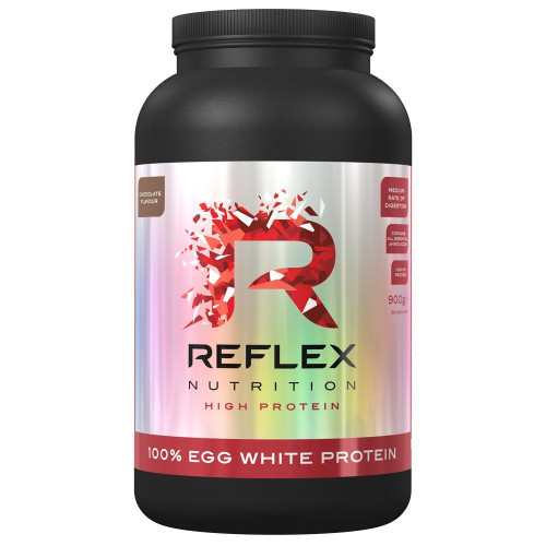 Reflex Nutrition 100% Egg White Protein 900 G ( 36 Servings)