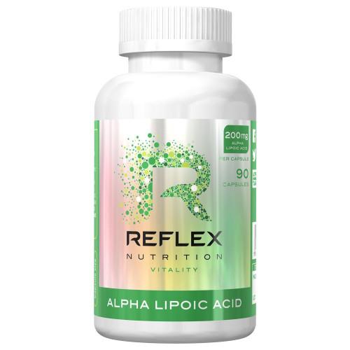 Reflex Nutrition Alpha LIPOIC ACID 90 Capsules
