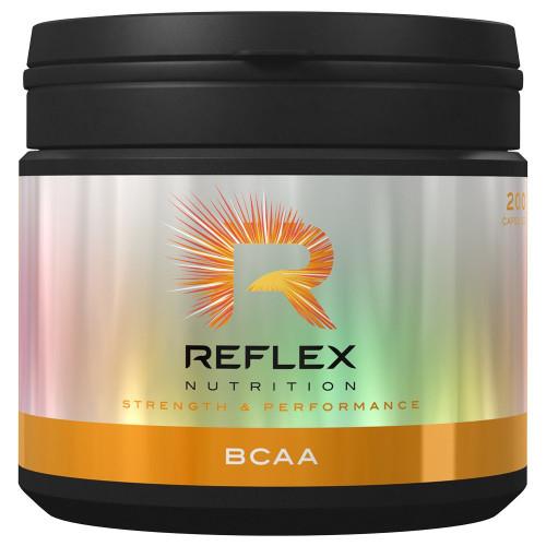 Reflex Nutrition BCAA 200 Capsules